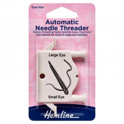 Automatic Needle Threader:...