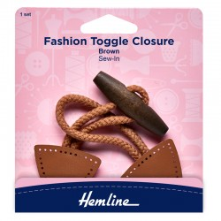 Brown: Fashion Toggle...