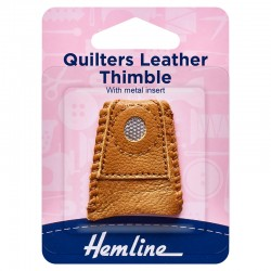 Thimble: Leather: Multi-Use...
