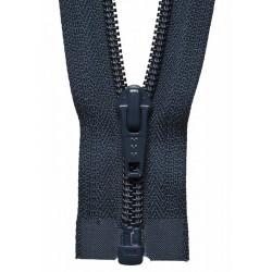 30cm Open End Zip: Dark...