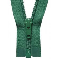 30cm Open End Zip: Emerald...