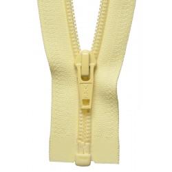 30cm Open End Zip: Lemon By...