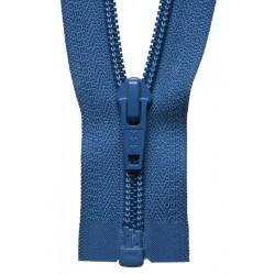 30cm Open End Zip: Saxe...